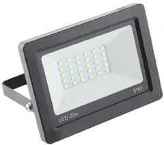 PRO ELEC PEL00931  20W Led Floodlight